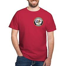 2-Sided Enterprise Dark T-Shirt