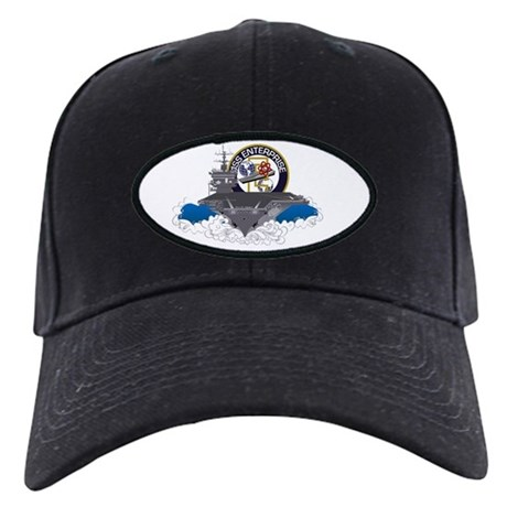 CVN-65 USS Enterprise Black Cap