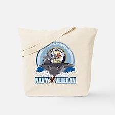 CVN-65 USS Enterprise Tote Bag