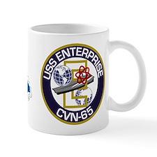 CVN-65 USS Enterprise Small Mugs