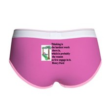 Thinking Women's Boy Brief
