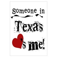 Someone in Texas