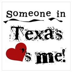 Someone in Texas Poster