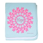Circle of Hope baby blanket