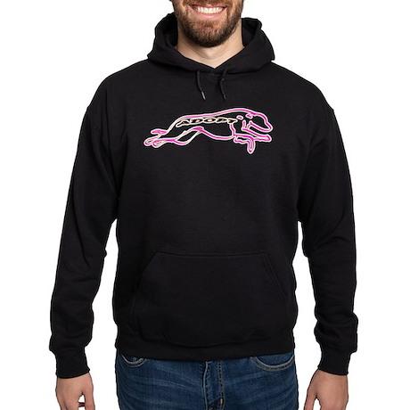 Adopt Pink Hoodie (dark)