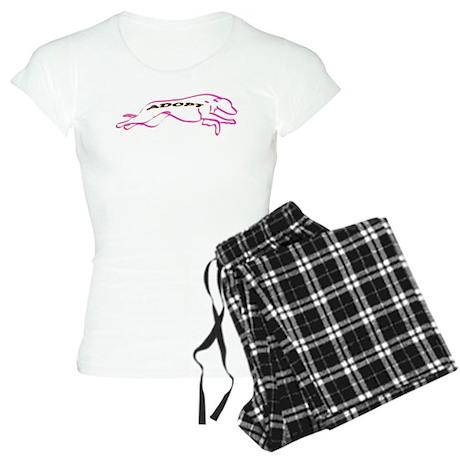 Adopt Pink Women's Light Pajamas