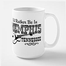 Memphis Tennessee Large Mug