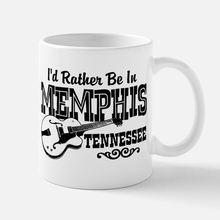 Memphis Tennessee Mug
