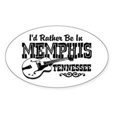 Memphis Tennessee Decal