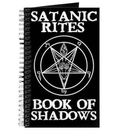 """Satanic Rites"" Book of Shadows Journal"