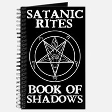 """Satanic Rites"" Book of Shadows Journal"