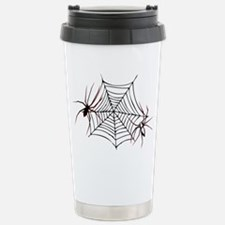spider web Stainless Steel Travel Mug
