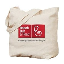 Reach Out and Read Tote Bag