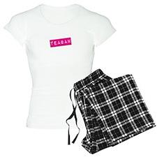 Teagan Punchtape pajamas