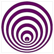 of crop circle Poster