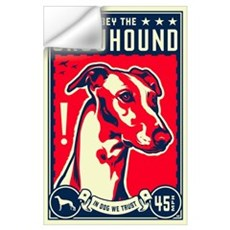 Obey the Greyhound! U.S. Wall Decal