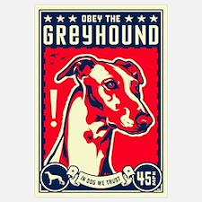 Obey the Greyhound! U.S.
