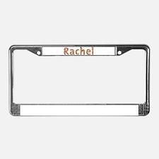 Rachel Fiesta License Plate Frame