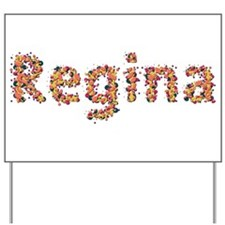 Regina Fiesta Yard Sign