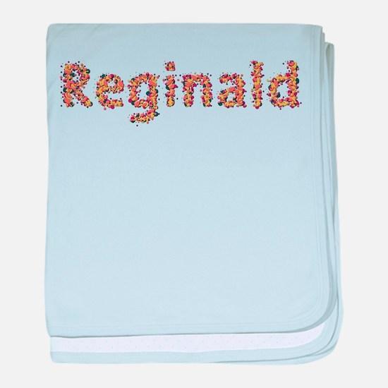 Reginald Fiesta baby blanket
