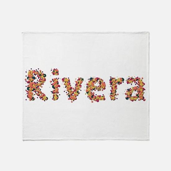 Rivera Fiesta Throw Blanket