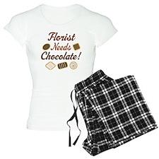 Florist Gift Funny pajamas