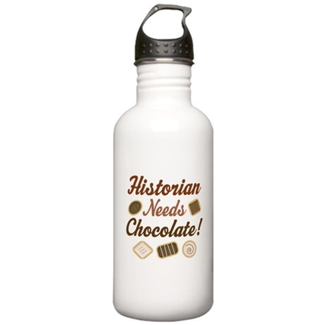 Historian Gift Funny Stainless Water Bottle 1.0L