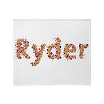 Ryder Fiesta Throw Blanket