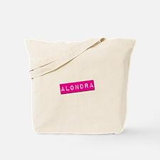 Alondra Punchtape Tote Bag