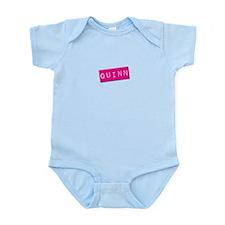 Quinn Punchtape Infant Bodysuit