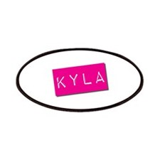 Kyla Punchtape Patches