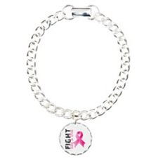 Fight Like A Girl Breast Cancer Bracelet