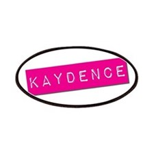 Kaydence Punchtape Patches