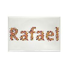 Rafael Fiesta Rectangle Magnet