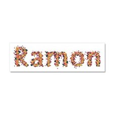 Ramon Fiesta 10x3 Car Magnet