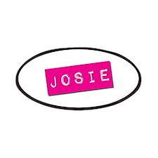 Josie Punchtape Patches