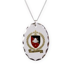 BABINEAUX Family Crest Necklace