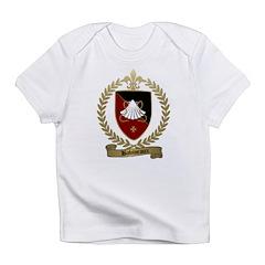 BABINEAUX Family Crest Infant T-Shirt