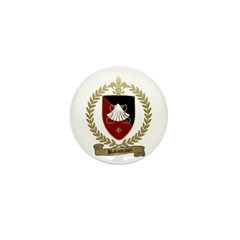 BABINEAUX Family Crest Mini Button (10 pack)