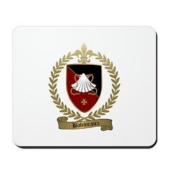 BABINEAUX Family Crest Mousepad