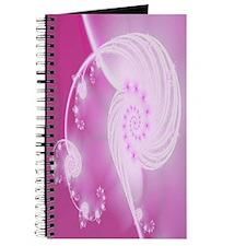 """""""Bridal White"""" Fractal Art Journal"""