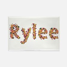 Rylee Fiesta Rectangle Magnet