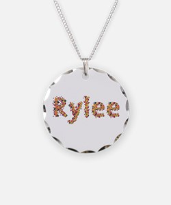 Rylee Fiesta Necklace Circle Charm