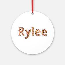 Rylee Fiesta Round Ornament