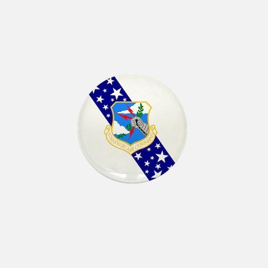 Cute Air force space command Mini Button
