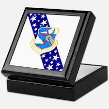 Cute Air force sac Keepsake Box