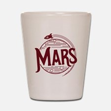 Funny Mars Shot Glass