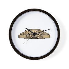 Selmer Wall Clock