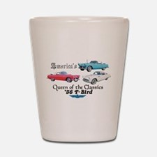 Queen of the Classics Shot Glass