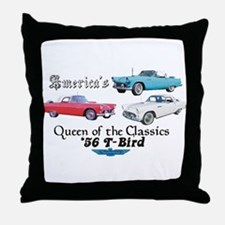 Queen of the Classics Throw Pillow